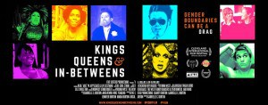 """The Austin International Drag Festival is proudly featuring """"Kings, Queens, & In-Betweens"""" film"""
