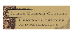 """Featured Merchant Vendor at the 2016 Austin International Drag Festival """"Julie's Queenly Couture"""""""
