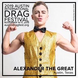 2019 HEADLINER ALEXANDER THE GREAT