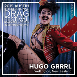 2019 HEADLINER HUGO GRRRL