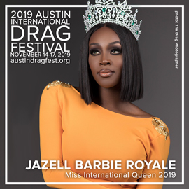 2019 HEADLINER JAZELL BARBIE ROYALE