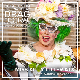 2019 HEADLINER MISS KITTY LITTER