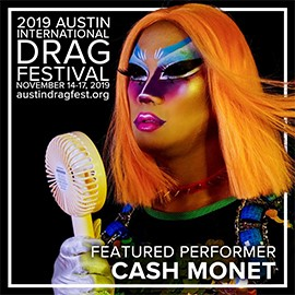 2019 FEATURED PERFORMER CASH MONET