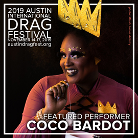 2019 FEATURED PERFORMER COCO BARDOT
