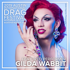 2019 FEATURED PERFORMER GILDA WABBIT