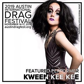 2019 FEATURED PERFORMER KWEEN KEE KEE