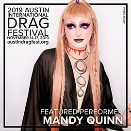 2019 FEATURED PERFORMER MANDY QUINN