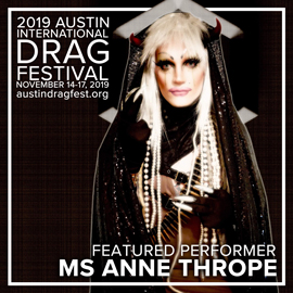 2019 FEATURED PERFORMER MS ANNE THROPE