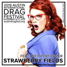 2019 FEATURED PERFORMER STRAWBERRY FIELDS