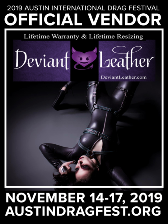 2019 VENDOR DEVIANT LEATHER
