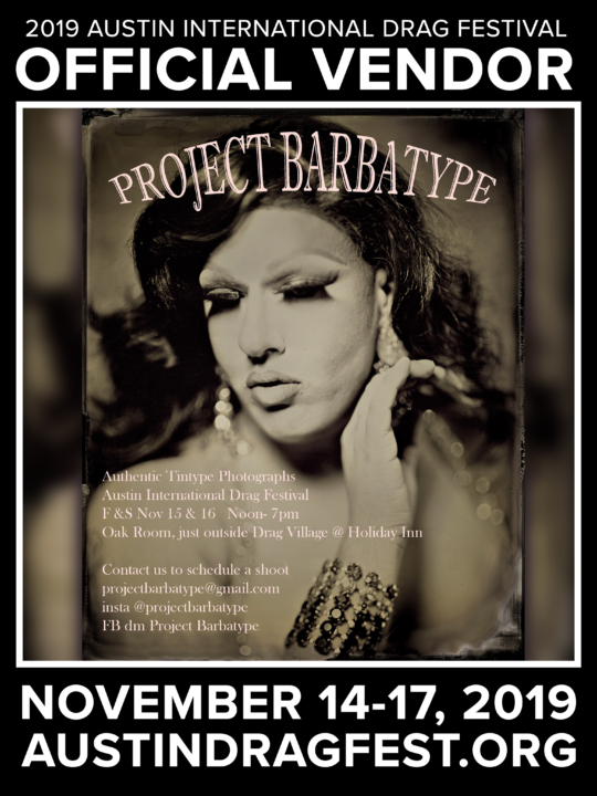 2019 VENDOR PROJECT BARBATYPE