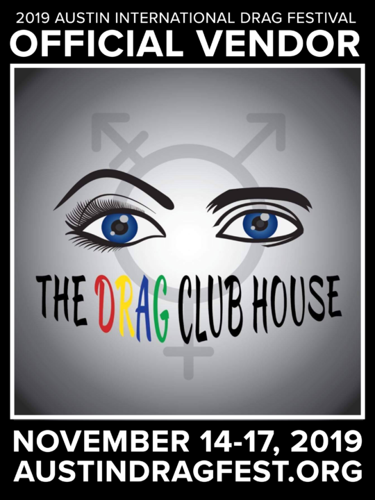 2019 VENDOR THE DRAG CLUB HOUSE